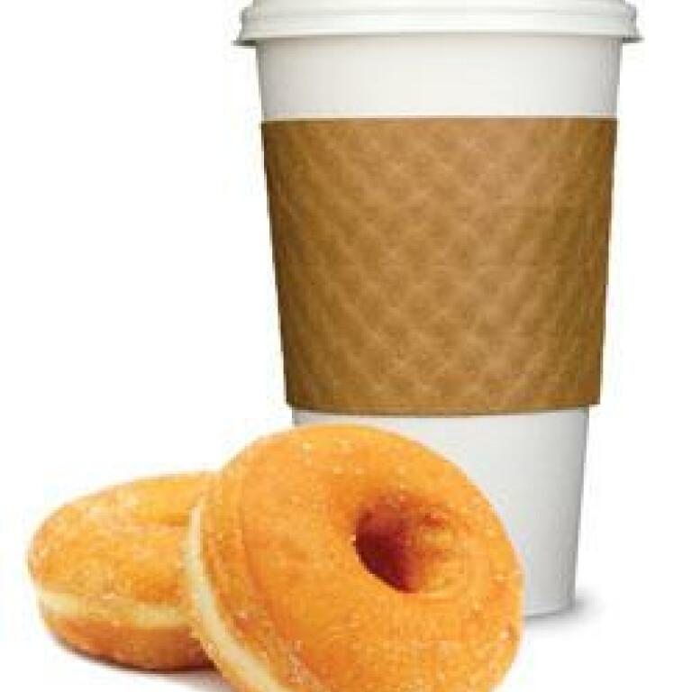 Coffee Hour Training at Carmel