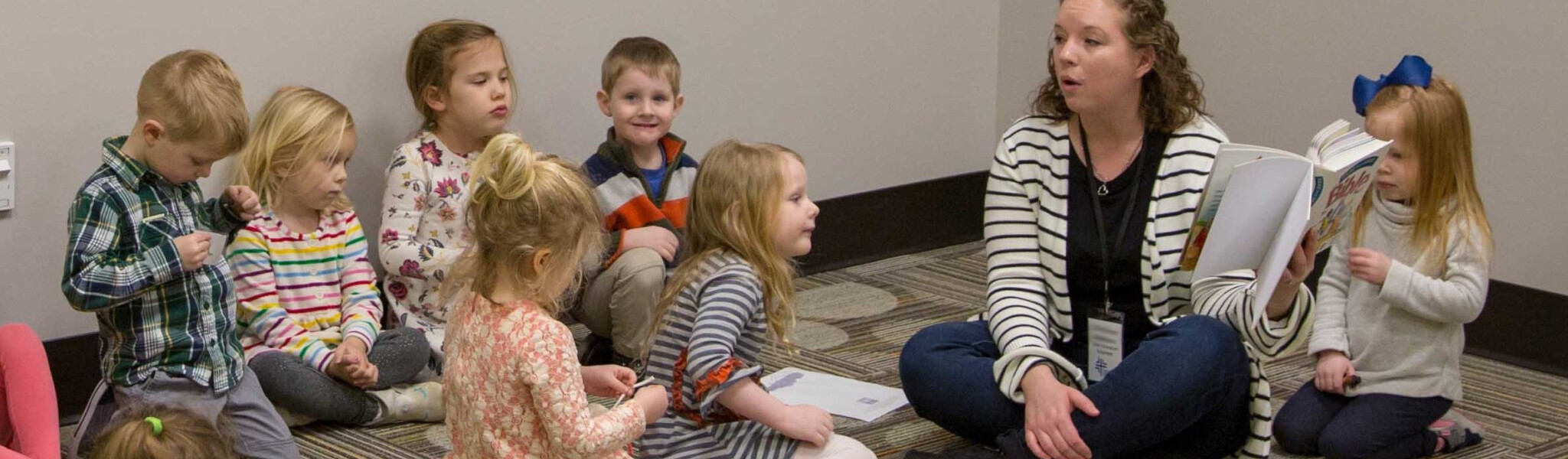 Ages 3 - Grade 4 | Cornerstone Lutheran Church | Cornerstone Lutheran Church