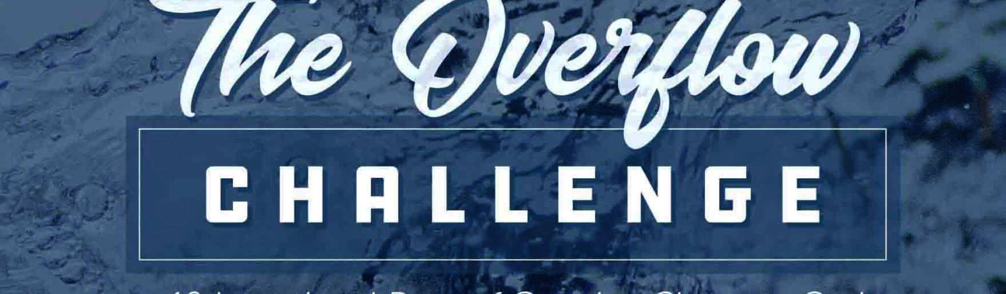 A 40-Day Congregational Challenge of Growing Closer to God.
