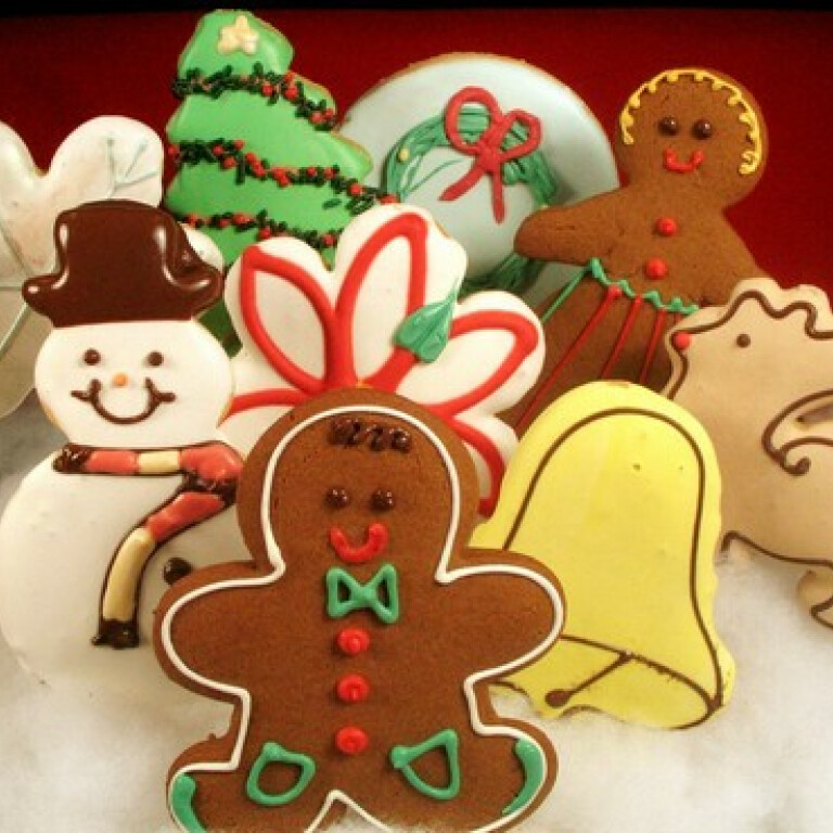 Christmas Cookies, Crafts, & More!