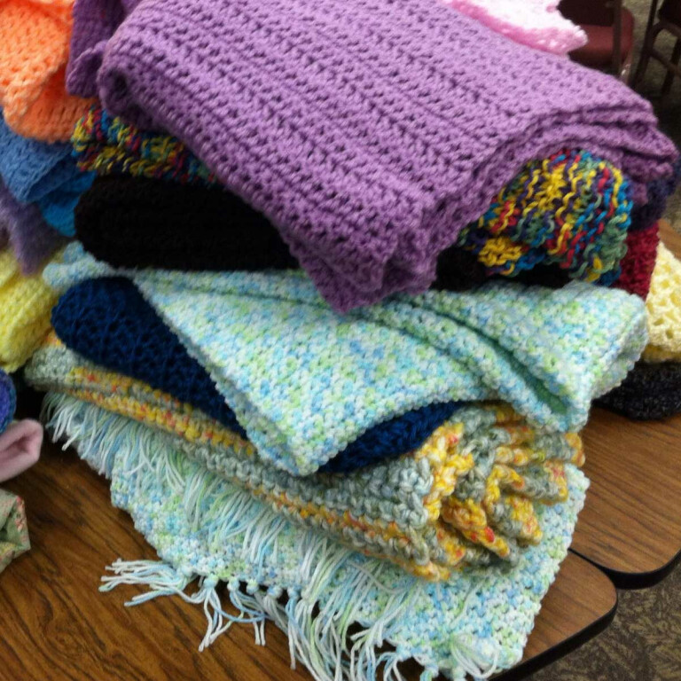 Prayer Shawls Needed for Comfort Bags