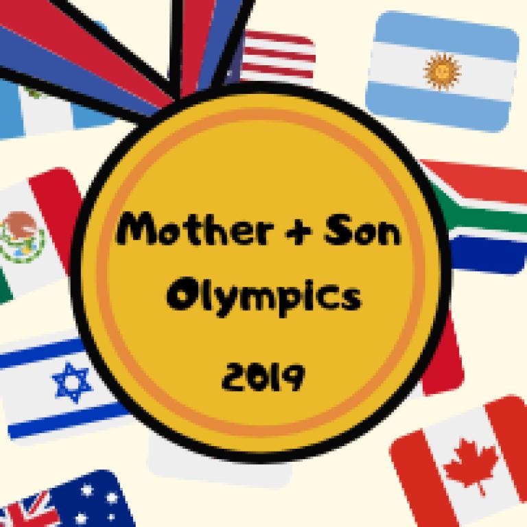 Mother-Son Olympics Nov. 2