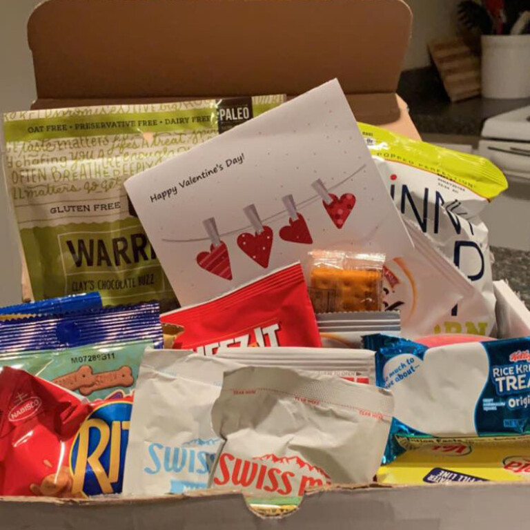 Donate to Post High School Care Packages