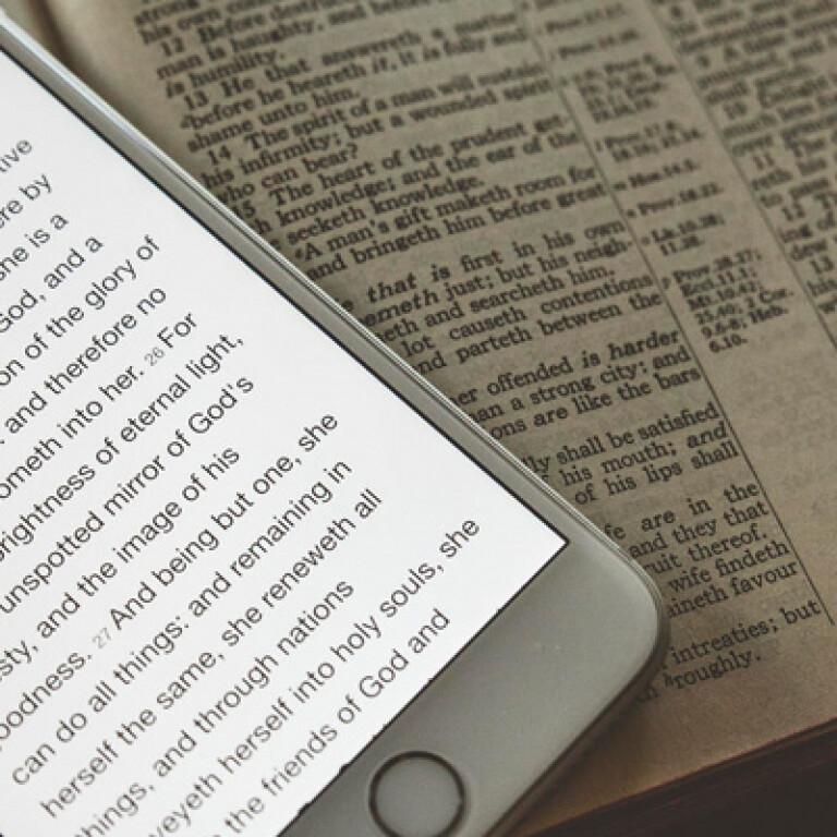 Online Bible Study Resources & Videos