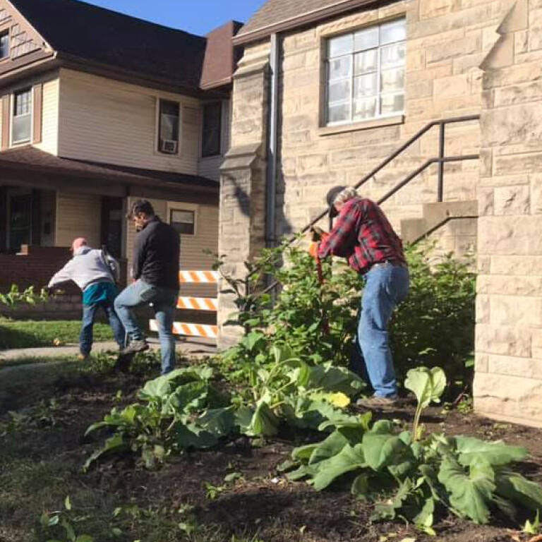 Want to Get Outside AND Serve CLC?