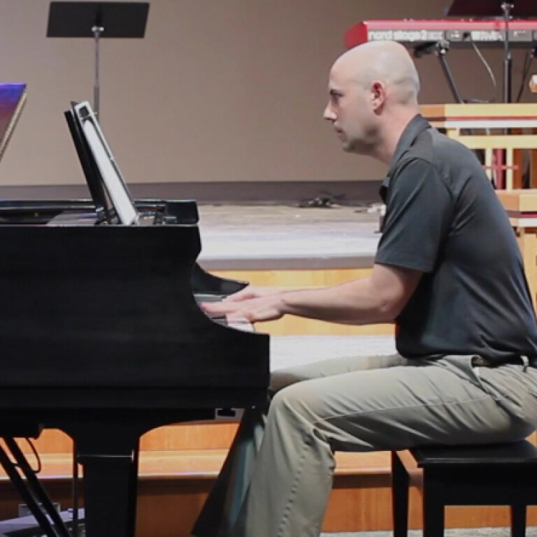 """A Musical Journey Through the Church Year"""