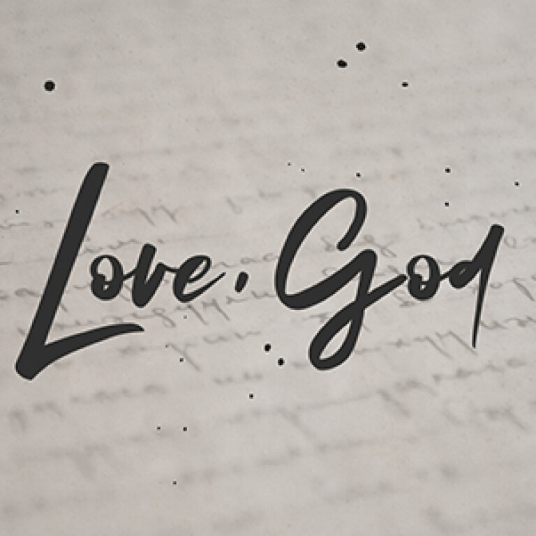 "Sermon series: ""Love, God"""