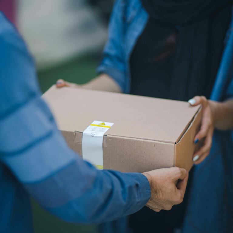 Volunteer Needed: Deliveries