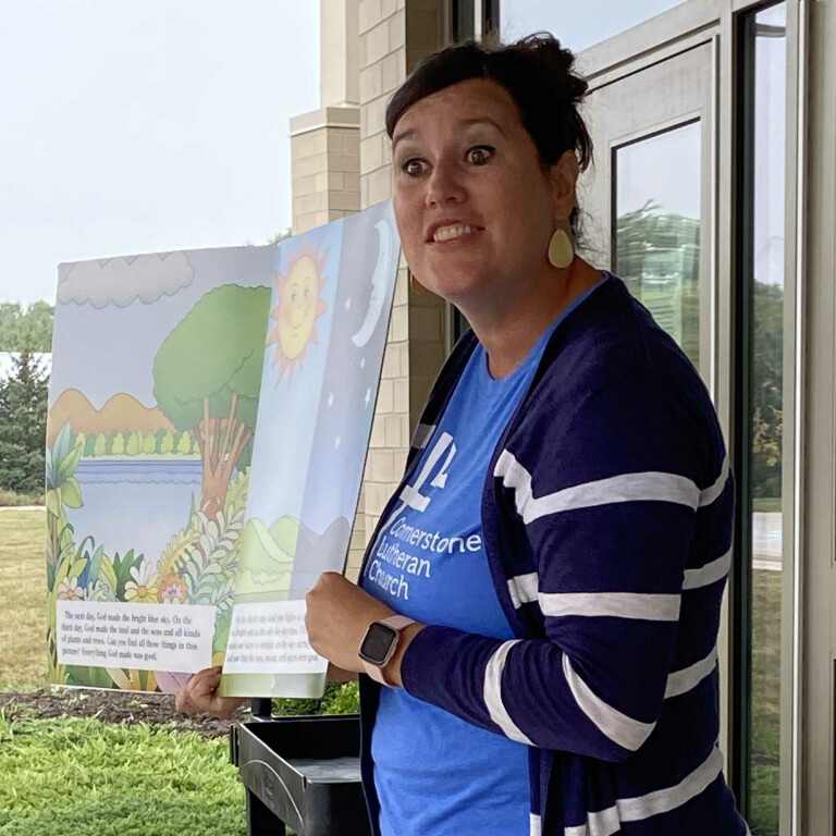 Parent & Me Storytime at CLC Fishers