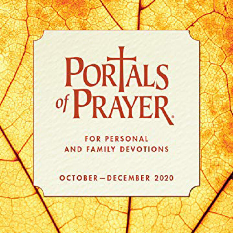 Portals of Prayer Available