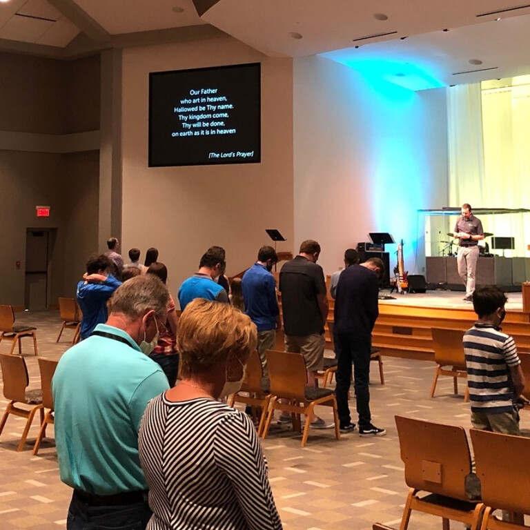Worship Services - Updates and Registration
