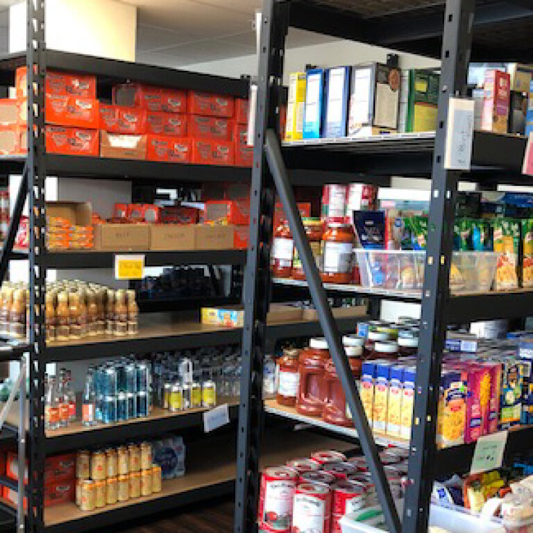 CLC Serving Monthly at Westminster Food Pantry