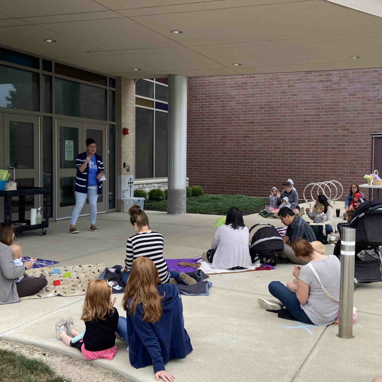 Summer Storytime at Carmel & Fishers