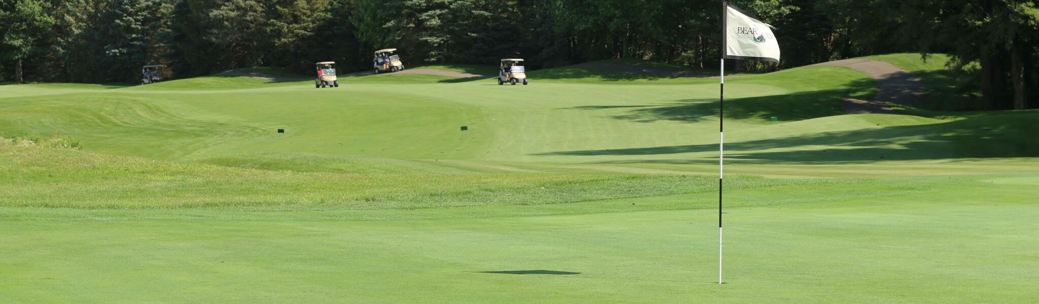 CLC Golf Scramble