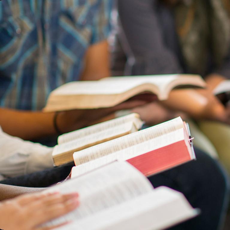 Bible Study Highlight: Wednesday Evening Class